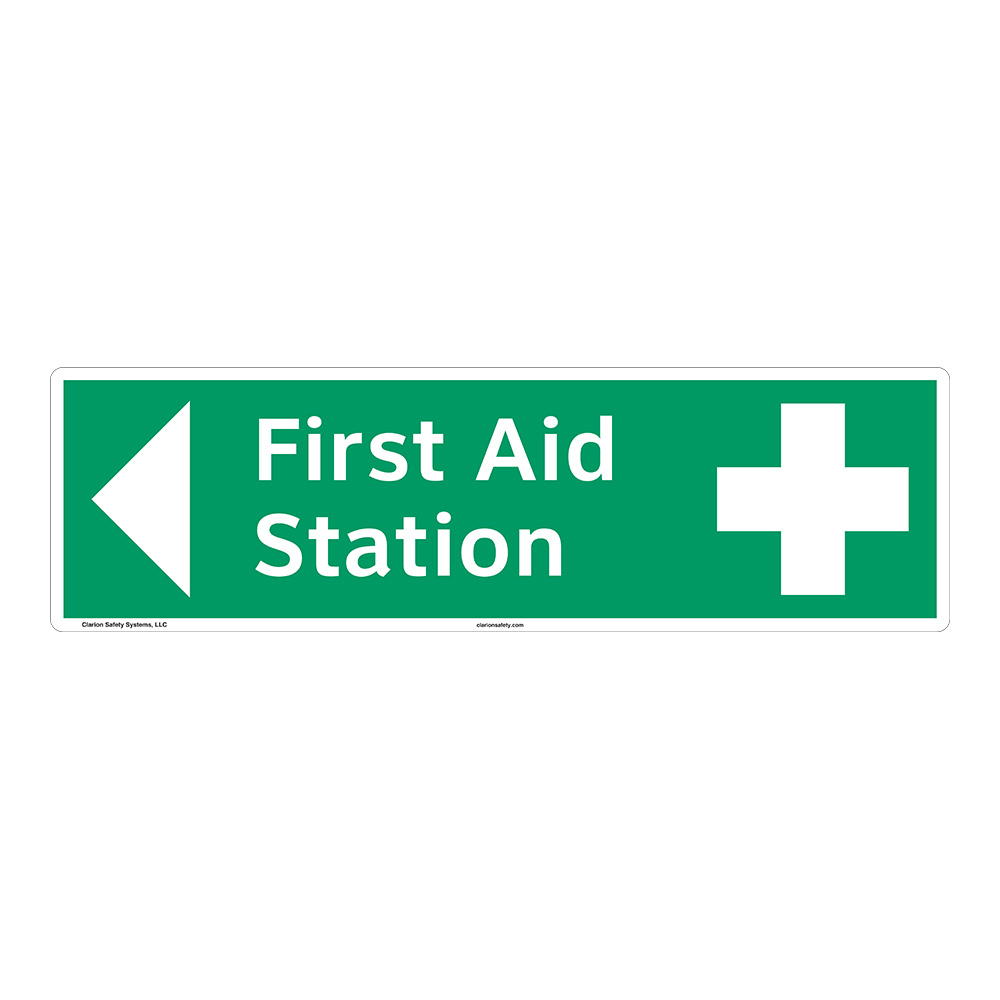 First Aid Station F1055 Clarion Safety Systems